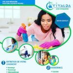 Femme de ménage : Vivalda aide menager