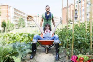 Top 5 des bienfaits du jardinage